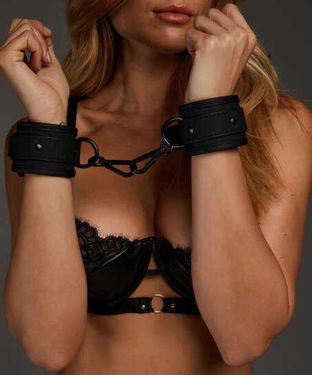 Private Handcuffs, Black
