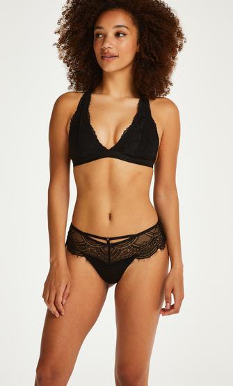 Nathalie Thong Boxers, Black