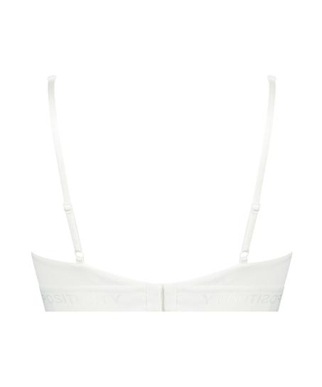 Bralette High apex Cutie, White