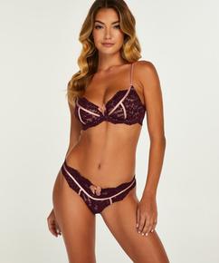 Millie Thong, Purple