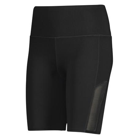 HKMX high waisted bike shorts level 3, Black