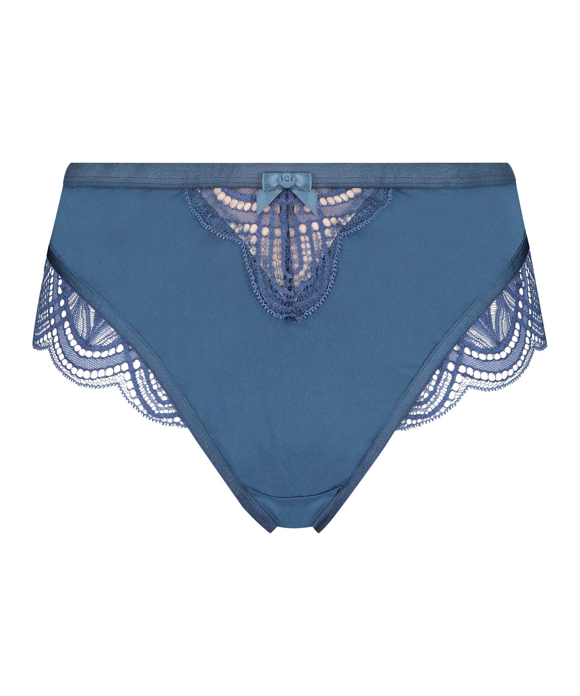 Bambini High thong, Blue, main