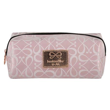 Bow Make Up Bag, Pink