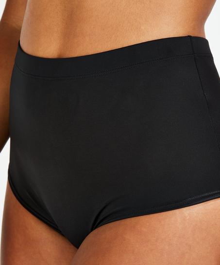Basic Bikini Boxers, Black