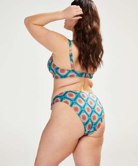Paramaribo I AM Danielle Rio bikini bottom, White