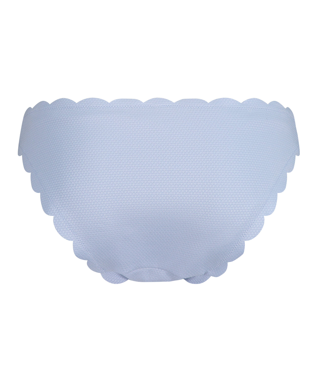 Bikini bottoms Rio Scallop, Blue, main