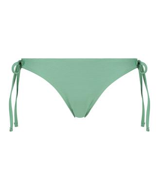 Sienna Brazilian bikini bottoms, Green