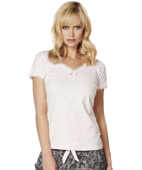 Top Vicky, Pink
