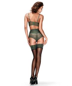 Hold-ups 15 denier I AM Danielle, Green